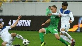Парад нереализованных пенальти и удалений в видеообзоре матча Карпаты – Львов
