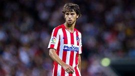 Атлетіко догравав матч проти Валенсії вдесятьох – мадридці втратили Жоау Феліша через травму