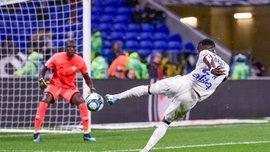 Ліга 1: Ліон продовжив вражаючу безвиграшну серію, Тулуза перемогла Лілль