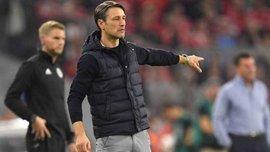 Ковач раскритиковал игроков Баварии за провальные отрезки в матче с Аугсбургом
