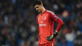 Куртуа пропустил 9 голов из 14 последних ударов по своим воротам – позорная статистика голкипера Реала