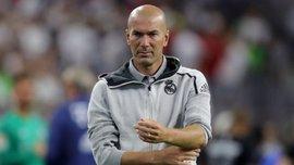 Зідан назвав причини сенсаційної поразки Реала в матчі з Мальоркою
