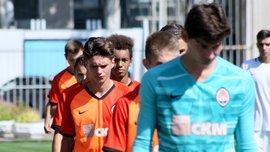 Шахтар U-19 – Динамо Загреб U-19 – 1:1 –  відео голів та огляд матчу