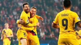 Барселона перемогла Славію: черговий важкий виїзд імені Вальверде, неоднозначний Мессі та топ-перформанс тер Штегена