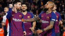 Відаль назвав головну характеристику Барселони, яка допоможе команді виграти Лігу чемпіонів