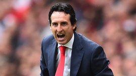 Емері вважає поразку Арсенала від Шеффілд Юнайтед несправедливою