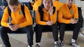 Сент-Этьен – Александрия: украинская команда застряла в аэропорту