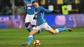 Зальцбург – Наполи: Манчестер Сити отправил скаутов на матч для просмотра игрока гостей