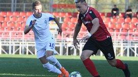 Шкендія U-19 – Динамо U-19 – 2:2 – відео голів та огляд матчу