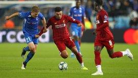 Настоящее возвращение Окслейд-Чемберлена в видеообзоре матча Генк – Ливерпуль