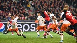 Роскошный трюк хавбека Лилля – финт дня в Лиге чемпионов