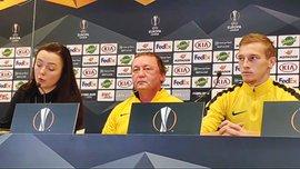 Шаран: На початку матчу Олександрія неправильно грала, але мої гравці – справжні чоловіки