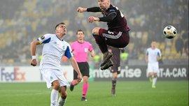 Динамо – Копенгаген: екс-арбітр ФІФА вважає помилковою жовту картку Бєсєдіна