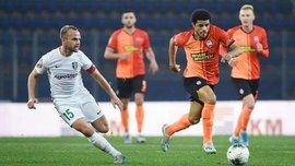 Шахтар – Олександрія – 0:0 – відеоогляд матчу з двома вилученнями