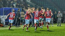 Динамо Брест переиграло Гомель с голами двух украинцев
