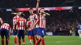 Атлетико – Атлетик – 2:0 – видео голов и обзор матча