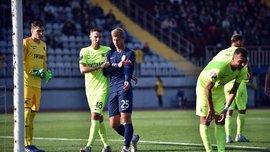 Екс-арбітр ФІФА: Можаровський помилково не призначив пенальті у ворота Маріуполя