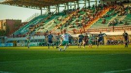 Оболонь-Бровар в меншості вирвала перемогу в Агробізнеса у центральному матчі 15 туру Першої ліги