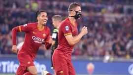 Рома – Милан – 2:1 – видео голов и обзор матча