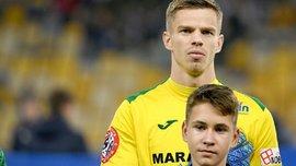 Вратарь Карпат Кудрик прокомментировал свое героическое выступление в матче против Динамо