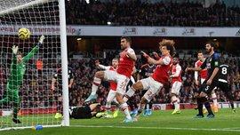 Сенсаційний камбек з драматичною розв'язкою у відеоогляді матчу Арсенал – Крістал Пелас – 2:2