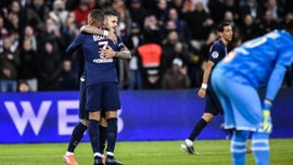 ПСЖ унизил Марсель, Сент-Этьен вырвал ничью после матча против Александрии: Лига 1, матчи воскресенья