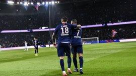 Дубли Икарди и Мбаппе в видеообзоре матча ПСЖ – Марсель – 4:0