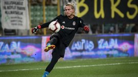 Бешикташ хоче достроково повернути Каріуса в Ліверпуль – турки незадоволені грою воротаря
