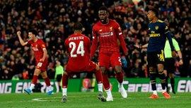 Ліверпуль переміг Арсенал і вийшов в 1/4 Кубка ліги: 10 голів як шана традиціям, шикарна молодь, бенефіс Оріджі та Озіла