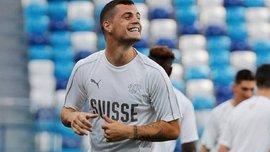 Швейцарский футбольный союз выступил с заявлением о поведении Джаки