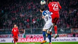 Бавария на последних минутах спаслась от фиаско в матче Кубка Германии против представителя Второй Бундеслиги