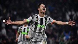 Победный гол Роналду в компенсированное время в видеообзоре матча Ювентус – Дженоа – 2:1