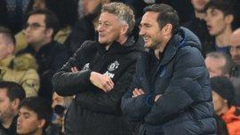 Лэмпард назвал причины поражения Челси в матче с Манчестер Юнайтед