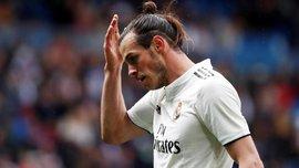 Бейл покинул Сантьяго Бернабеу до финального свистка в матче Реала с Леганесом