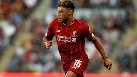 Окслейд-Чемберлен отметил выступление молодых игроков Ливерпуля в бешеном матче с Арсеналом