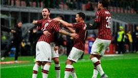 Красивый гол Сусо и первая победа Пиоли в видеообзоре матча Милан – СПАЛ