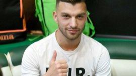Защитник сборной Люксембурга рассказал, с кем дружит в Карпатах
