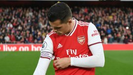 Джака пропустит ближайший матч Арсенала из-за фанатов