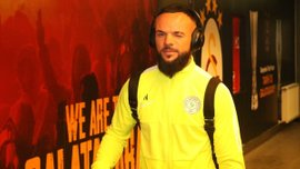 Морозюк не спас Ризеспор от поражения с Галатасараем – защитник получил самую низкую оценку в матче