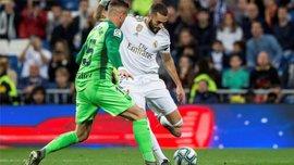 Реал – Бетис: составы команд и онлайн-трансляция матча Ла Лиги