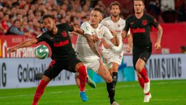 Севілья та Атлетіко розійшлися миром, Валенсія перемогла Еспаньйол: 12-й тур Прімери, матчі суботи