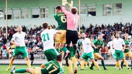 Друга ліга: Нива Тернопіль втратила лідерство у групі А, Верес обіграв Діназ