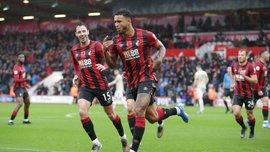 Манчестер Юнайтед вернулся на путь поражений в АПЛ – видеообзор матча против Борнмута