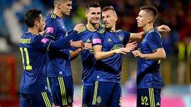 Динамо Загреб минимально победило Запрешич накануне матча Лиги чемпионов против Шахтера