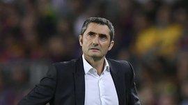 Вальверде: Не думаю о возможном увольнении из Барселоны