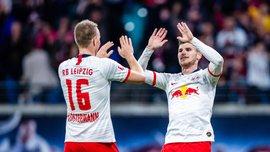 РБ Лейпциг – Майнц – 8:0 – видео голов и обзор матча