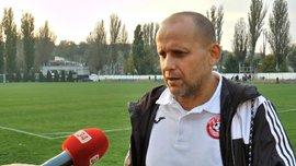 Президент клуба Второй лиги установил рекорд Украины – он вышел на поле в 53 года