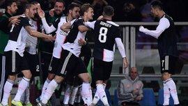 Дебютный гол Де Лигта в видеообзоре матча Торино – Ювентус – 0:1