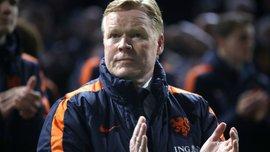 Куман: Разорву контракт со сборной Нидерландов после Евро-2020 только ради Барселоны