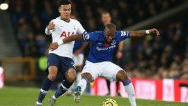 Евертон – Тоттенхем – 1:1 – відео голів та огляд матчу
